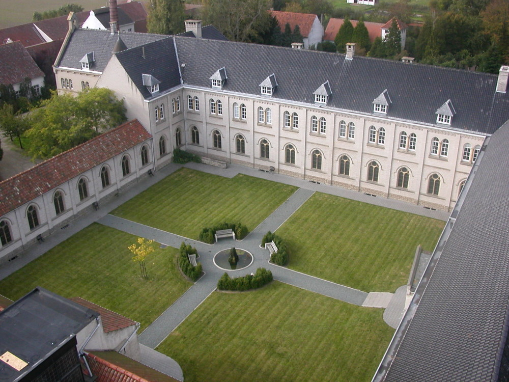 Westvleteren_Abbey_AerialView